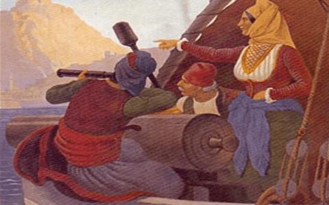 Η αρπαγή, από τον Τάσο Βακφάρη