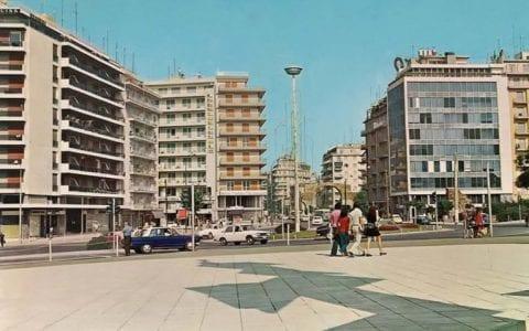 Εδώ κάτι λείπει από τη Θεσσαλονίκη της δεκαετίας του '60!