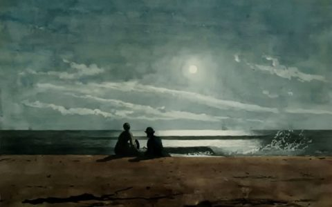 Φεντερίκο Γκαρσία Λόρκα: νύχτα του άγρυπνου έρωτα