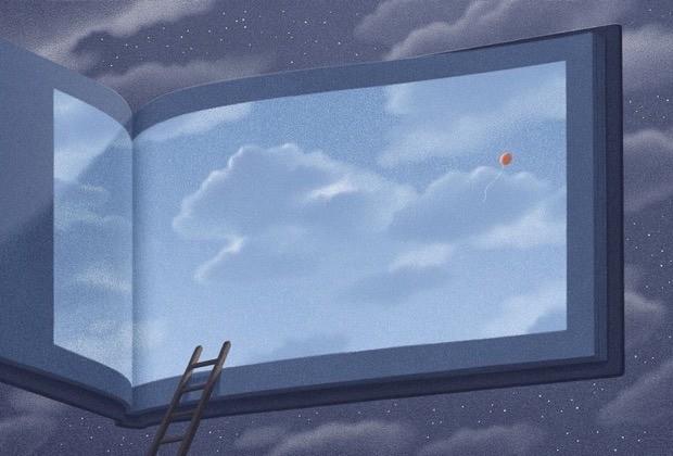 Ο υπέροχος κόσμος των βιβλίων, από τη Μαρία Σκαμπαρδώνη