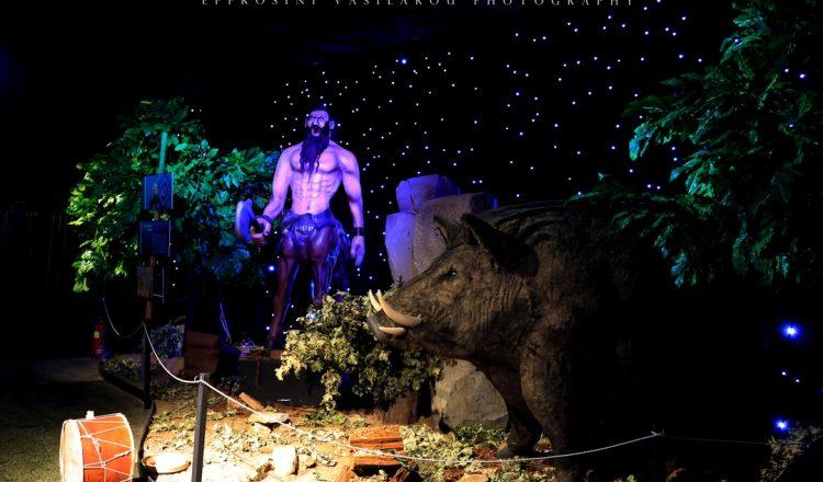 Οι 12 Άθλοι του Ηρακλή, φωτογραφική περίηγηση από την Ευφροσύνη Βασίλαρου