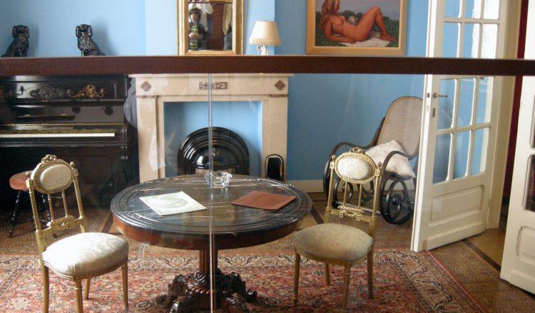 Επίσκεψη στο σπίτι του Rene Magritte  στις Βρυξέλλες