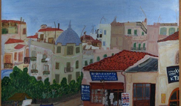Νίκος Γ. Πεντζίκης: ο ιδιόρρυθμος, μποέμ ζωγράφος και ποιητής της Θεσσαλονίκης