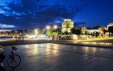 Η Θεσσαλονίκη του Rik Freeman