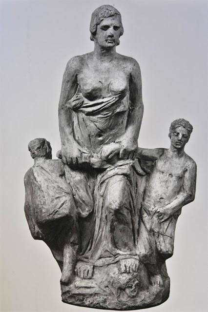 Γιαννούλης  Χαλεπάς: ο Έλληνας Ροντέν - ο Έλληνας Βαν Γκόγκ