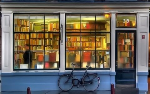 Γιατί τελικά το ίντερνετ δεν σκότωσε τα μικρά βιβλιοπωλεία;