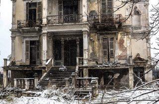 ©Στέφανος Πασβάντης (Οικία Σαλέμ)