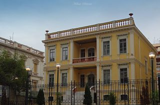 ©Melissa Selevista (1ο Γυμνάσιο Αρρένων Θεσσαλονίκης, Βίλα Χατζημήσεφ)