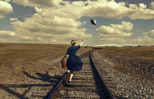 Μπωντλαίρ: μα οι αληθινοί ταξιδιώτες, είναι μόνο εκείνοι που φεύγουν