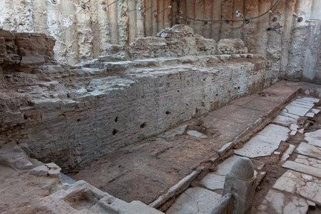 Το πρώτο Μετρό με αρχαία μνημεία