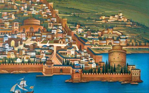 Ταξιδεύω στη Θεσσαλονίκη μέσα από τη λογοτεχνία