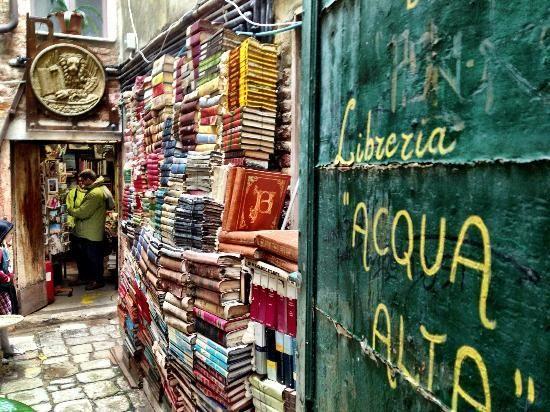 Τα 10 διασημότερα βιβλιοπωλεία του κόσμου