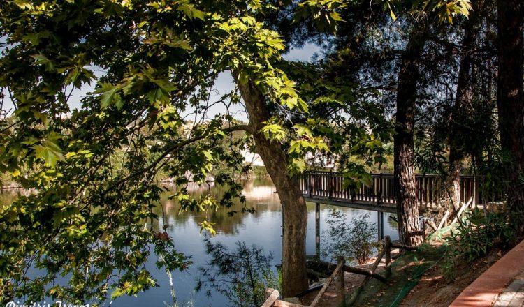 Φράγμα Θέρμης: τόσο κοντά στη Θεσσαλονίκη, τόσο κοντά στη φύση