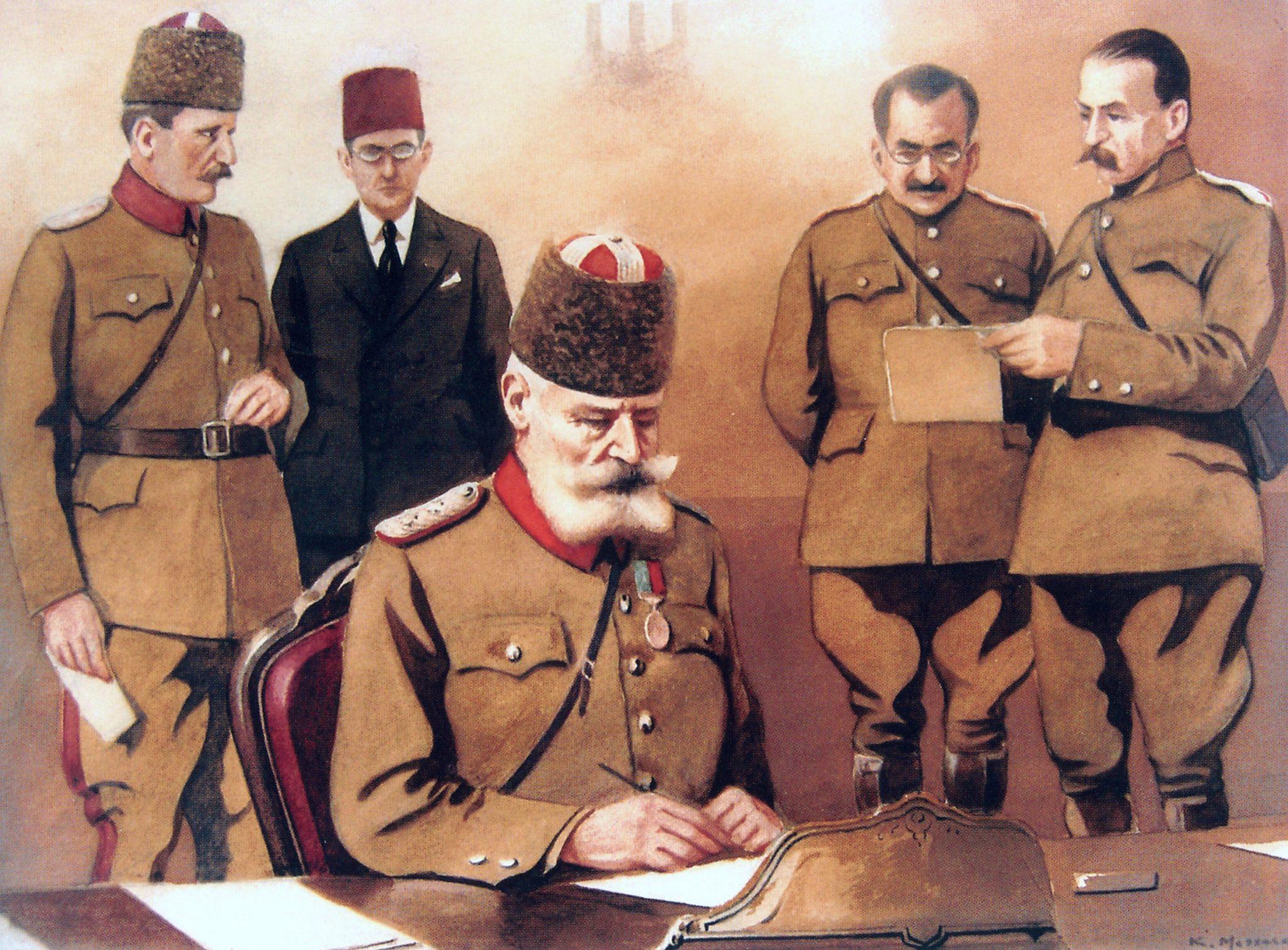 Από τους Έλληνες πήραμε την πόλη και στους Έλληνες θα την παραδώσουμε: ένας Τούρκος, πραγματικός φιλέλληνας;