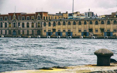 Η πολυπολιτισμική Θεσσαλονίκη και το Λιμάνι της, μια ιστορία από τον Ναπολέοντα Λαπαθιώτη