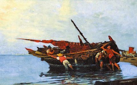 """Καβάφης: """"Τα πλοία"""",  ανάλυση ποιήματος"""
