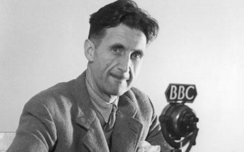 George Orwell: Ο συγγραφέας που έβλεπε το ... μέλλον!
