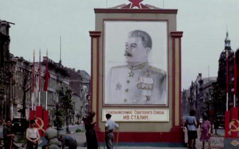 Βερολίνο, Ιούλιος 1945: ένα εκπληκτικό σύντομο έγχρωμο φιλμάκι