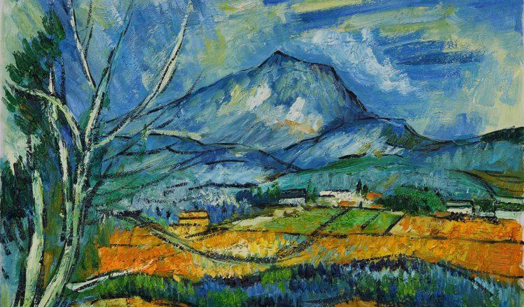 25 πίνακες του Paul Cézanne ζωντανεύουν με μουσική Debussy