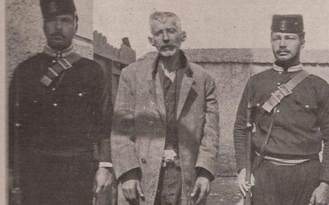 Αλέξανδρος Σχινάς, ο δολοφόνος του βασιλιά Γεωργίου Α'