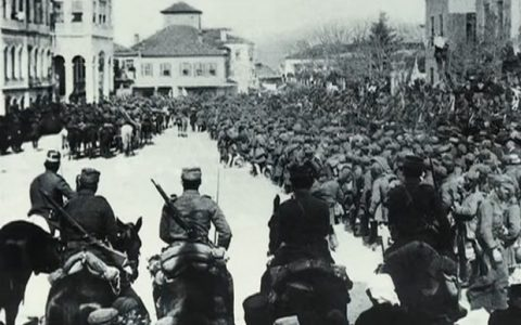 Από τον Μακεδονικό Αγώνα στην απελευθέρωση της Θεσσαλονίκης