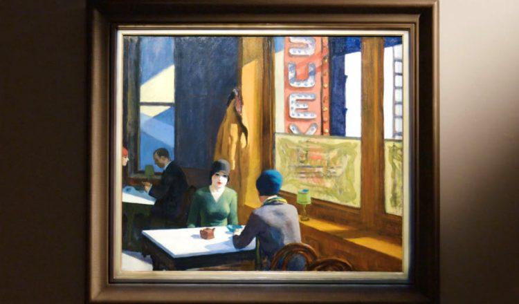 Οι πίνακες του Edward Hopper με εξαιρετική μουσική από τον Eric Satie!
