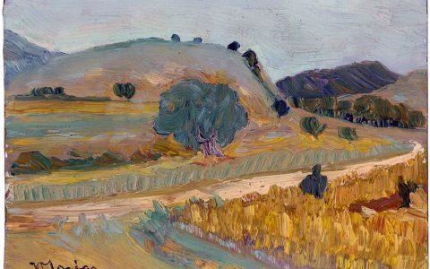 Κωνσταντίνος Μαλέας: ο πατέρας της μοντέρνας τέχνης στην Ελλάδα