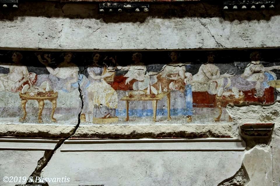Άγιος Αθανάσιος Θεσσαλονίκης: Μακεδονικός Τάφος ΙΙΙ, από τον Στέφανο Πασβάντη