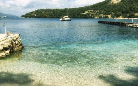 Μεγανήσι: ένα μικρό, άγνωστο νησί στο Ιόνιο
