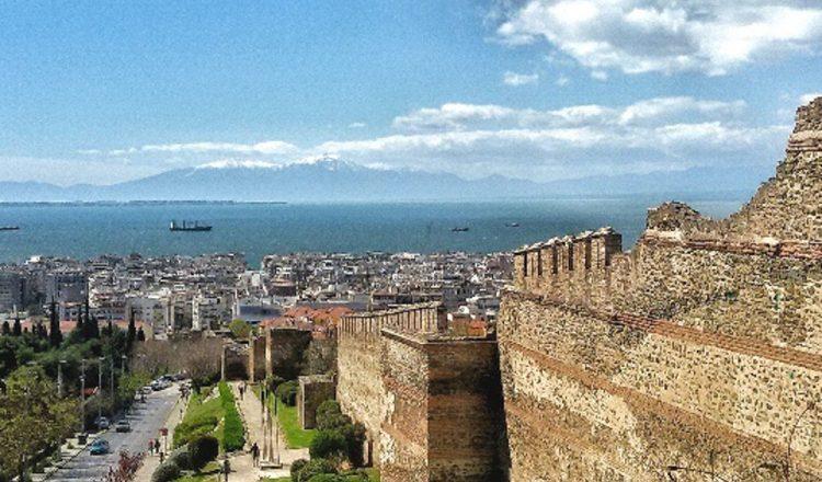 Πάνος Καζανασμάς, Thessaloniki my home