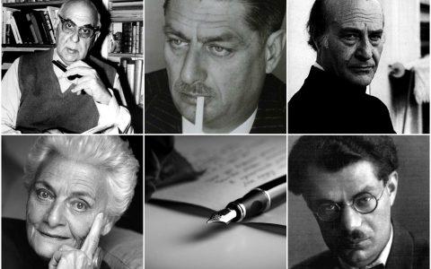 Τα ψευδώνυμα και τα πραγματικά ονόματα γνωστών Ελλήνων συγγραφέων