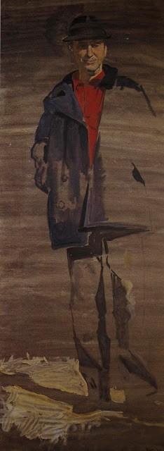 Γιάννης Τσαρούχης, ένας αναρχικός αστός, «Ο Έλλην έχει ανάγκη το θραύσμα ενός καθρέφτη, λίγο νερό και λίγες τρίχες ή και πολλές».