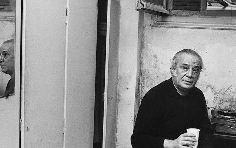 Νίκος Καρούζος: Πέντε Ποιήματα μέσ᾿τὸ Σκοτάδι