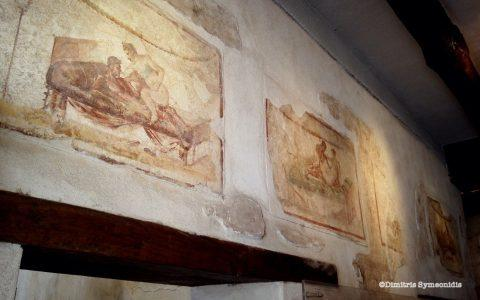 Lupanare: ο οίκος ανοχής στην Πομπηία με τα πολύ ερωτικά ψηφιδωτά
