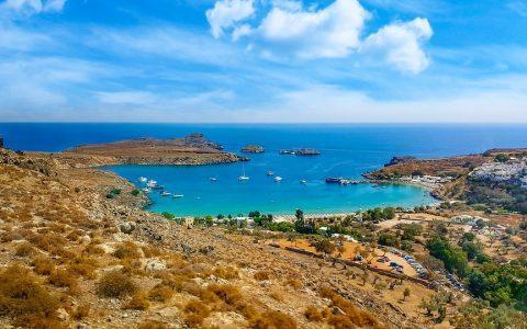 4+1 ελληνικά νησιά για να βρεις την απόλυτη ηρεμία