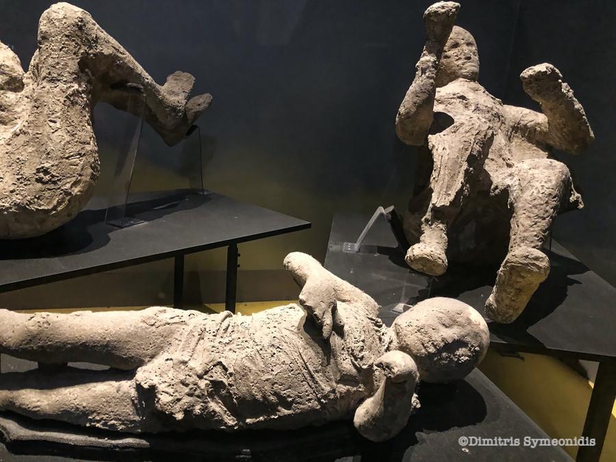 Μια βόλτα στην Πομπηία, ένα ταξίδι στον χρόνο