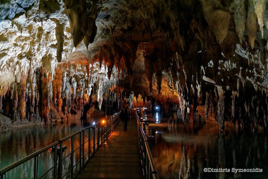 Σπήλαιο Αγγίτη (Μααρά) Δράμα: το μεγαλύτερο ποτάμιο σπήλαιο του κόσμου