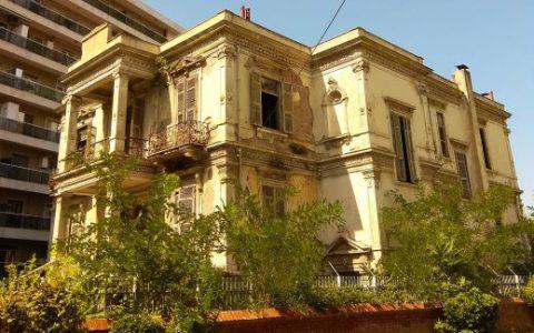 Βίλα Σαλέμ: Το υπέροχο αρχοντικό στη Βασιλίσσης Όλγας που υπήρξε κάποτε Ιταλικό Προξενείο