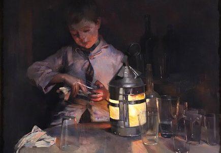 Μπρεχτ: το ανυπεράσπιστο αγόρι