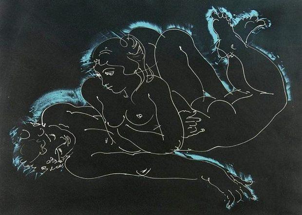 Το πιο σύντομο κείμενο για τον έρωτα, από τον Πάμπλο Νερούδα