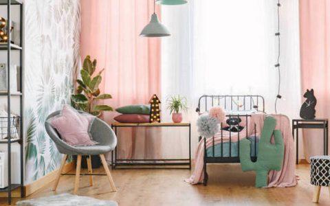 6 ιδανικά χρώματα για νεανικό δωμάτιο