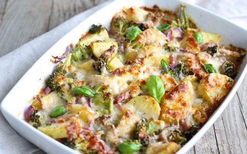 6 πεντανόστιμες συνταγές με πατάτες