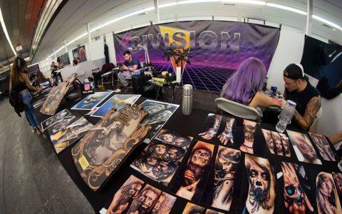 Το Thessaloniki Tattoo Convention γράφει και φέτος ιστορία ...με μελάνι!