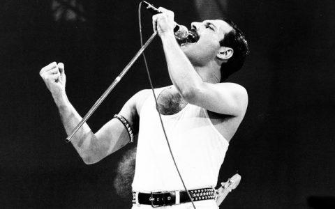 "Freddie Mercury: ""Only the good die young.."""