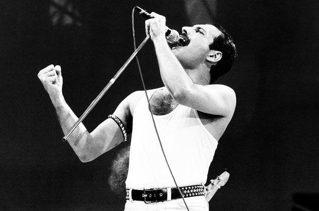 "Freddie Mercury: ""Only the good die young.."""