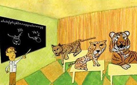 Λέο Μπουσκάλια: Το σχολείο των ζώων