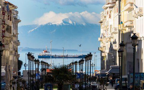 Νίκος Καραμπετάκης, Thessaloniki my home