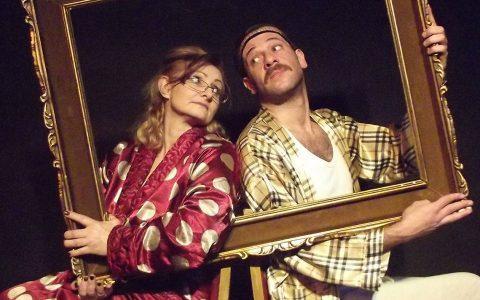 """Έρχεται για λίγες μόνο παραστάσεις """"Το ελεύθερο ζευγάρι"""" στο Θέατρο Σοφούλη"""