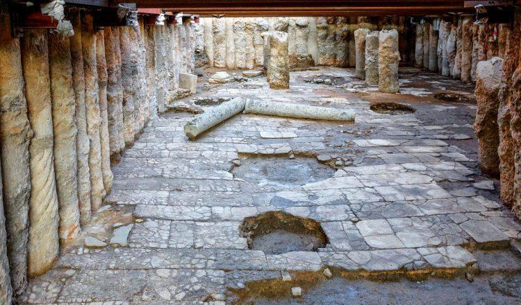 """Μιλάμε για μια """"Βυζαντινή Πομπηία"""" στην καρδιά της Θεσσαλονίκης κύριοι και αυτή ανήκει σε μας και στις επόμενες γενιές"""
