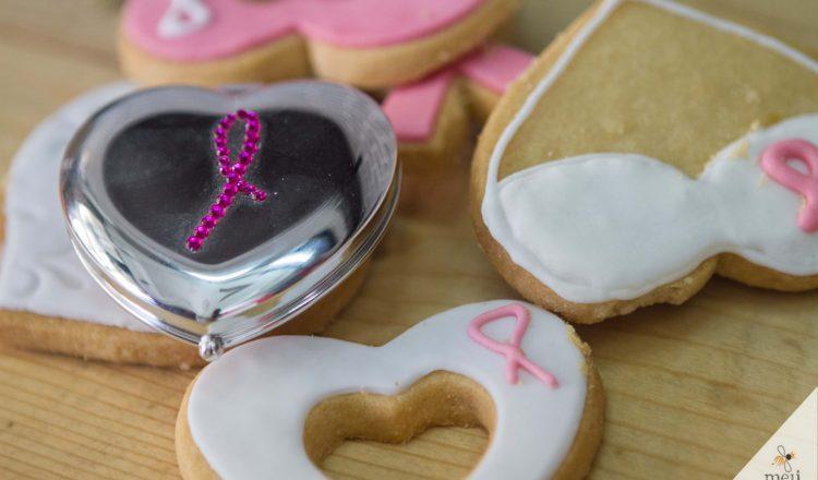 """""""Ένα μπισκότο για τον Καρκίνο του Μαστού"""" από την MeliSoula.gr"""